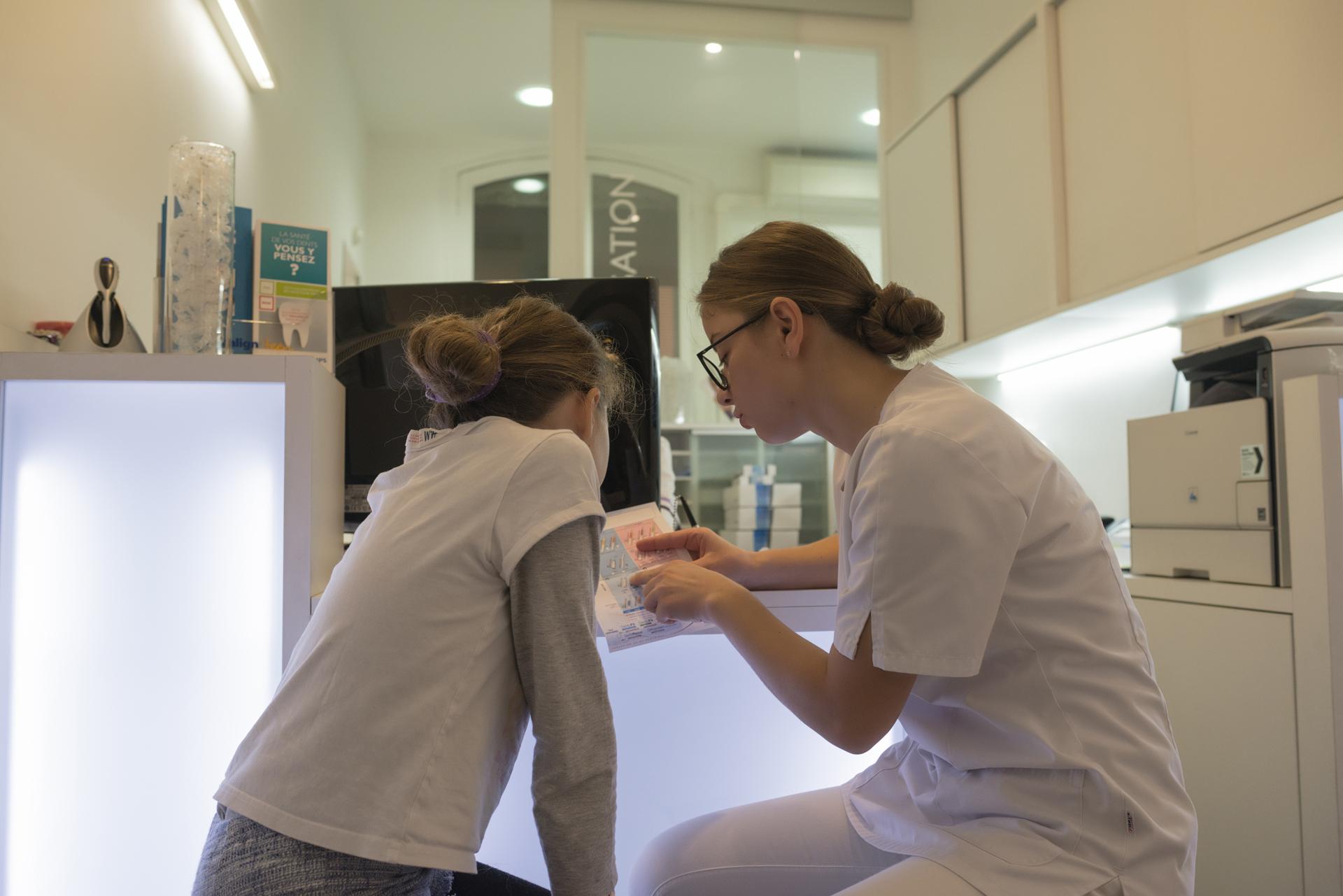 Orthodontie 31 - information et explication de votre traitement au service de l'esthétisme de votre sourire