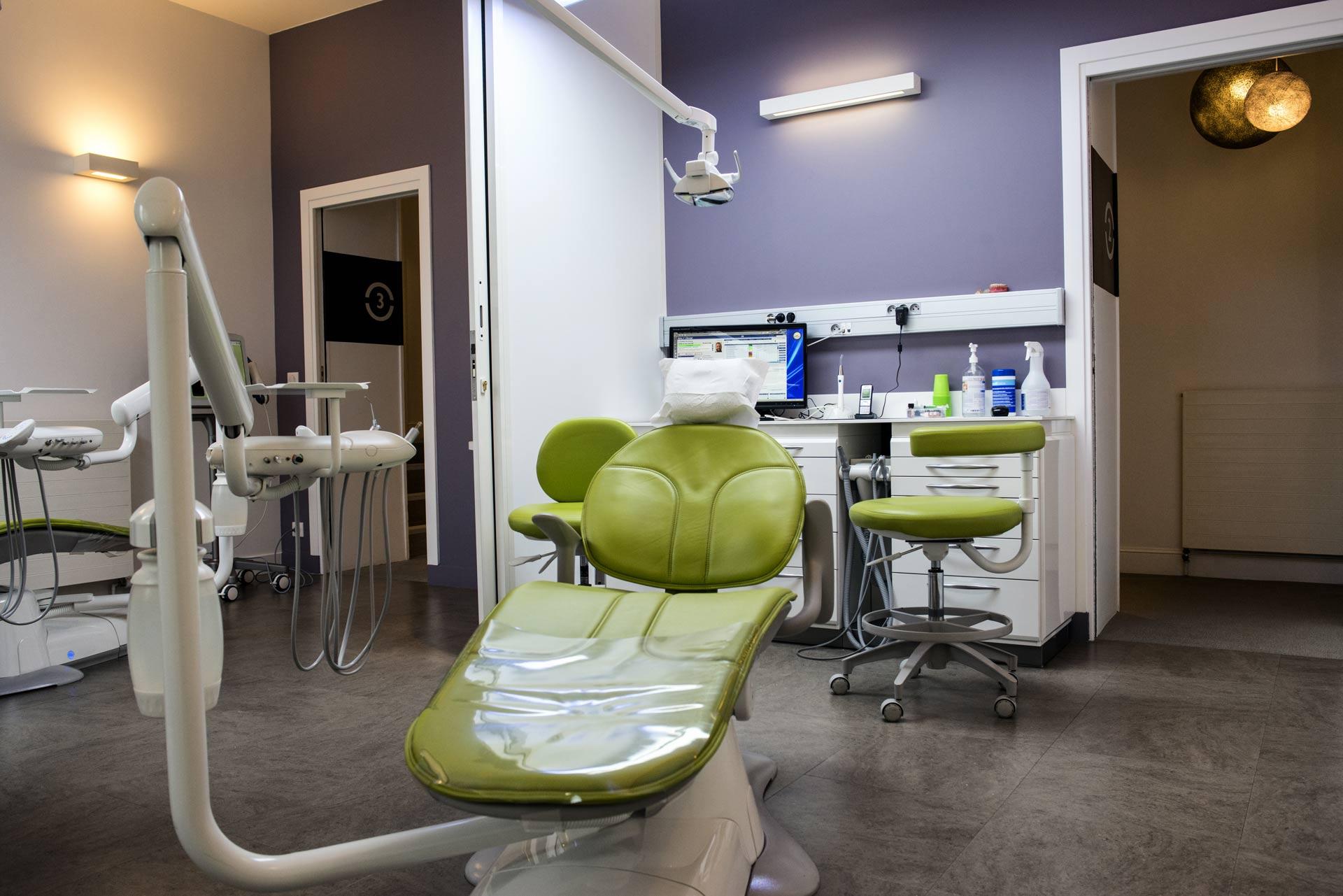 Salle d'opération adolescents et adultes Orthodontie 31