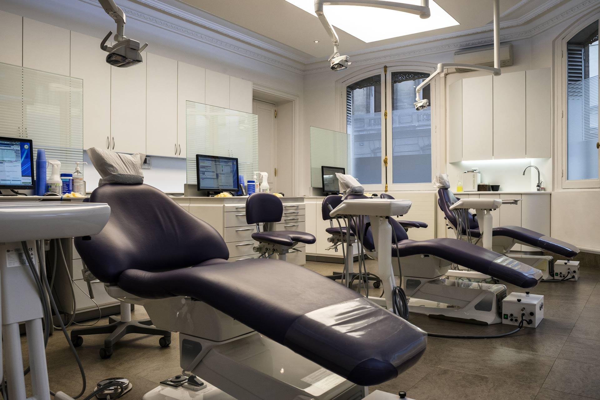 Salle d'opération enfants Orthodontie 31